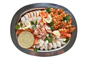 Gourmetplatte